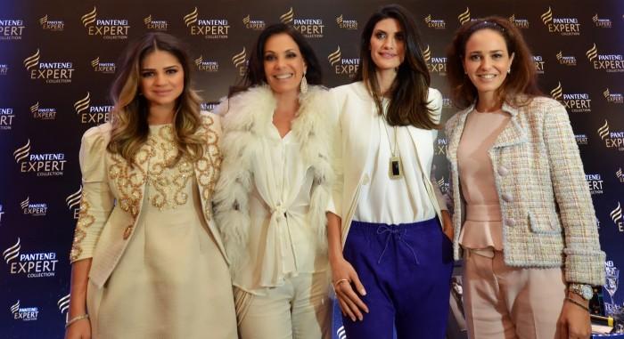 Adriana Vilarinho Carolina Ferraz Isabella Fiorentino Pantene Shopping JK