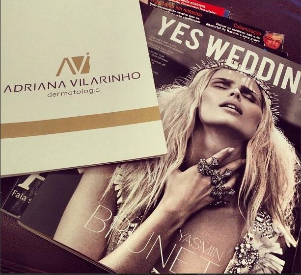 yes wedding adriana vilarinho depilacao laser