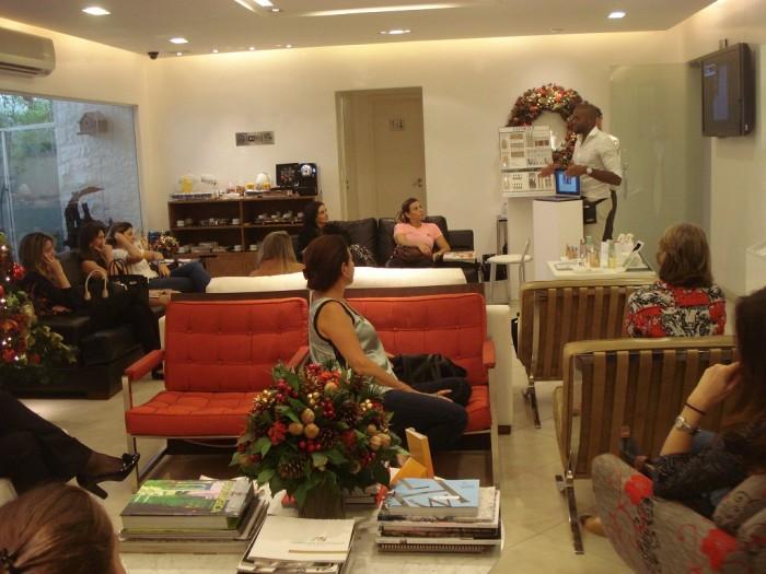 workshop cliniue adriana vilarinho maquiagem