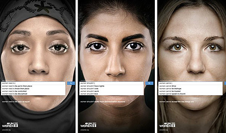 Campanha da ONU Mulheres: é preciso valorizar o papel da mulher!