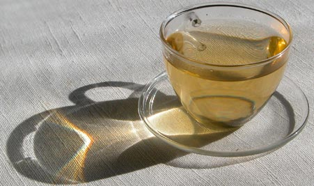 Por que beber chá verde?