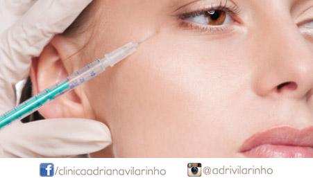 O Botox e a sua história de sucesso