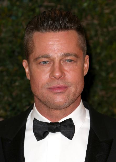 Brad Pitt award lodon