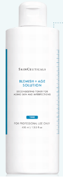 blemish age solution